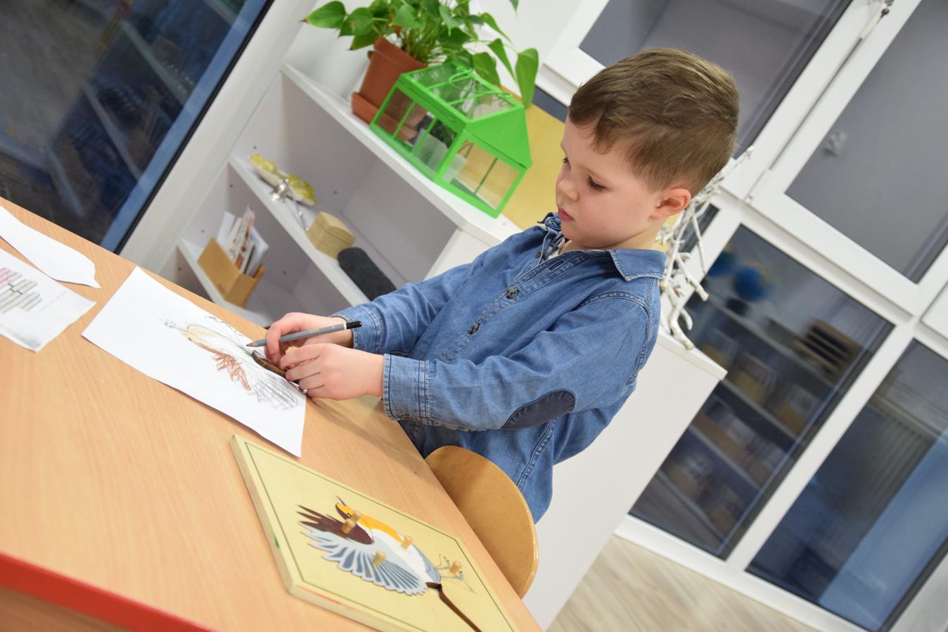 Wewnętrzna dyscyplina, czyli rzecz o posłuszeństwie w ujęciu pedagogiki Montessori Zuzanna Danilewicz